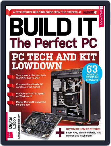 Maximum PC Specials Magazine (Digital) May 23rd, 2017 Issue Cover