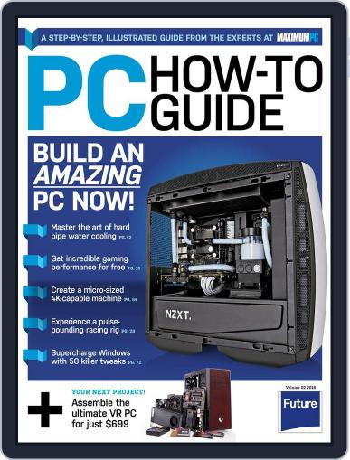 Maximum PC Specials August 1st, 2016 Digital Back Issue Cover