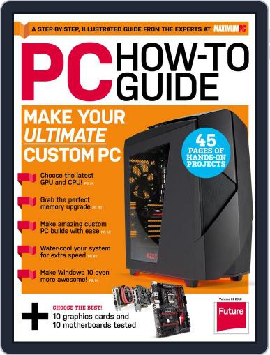 Maximum PC Specials Magazine (Digital) April 1st, 2016 Issue Cover
