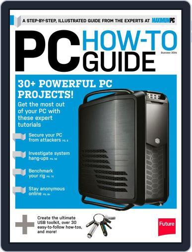 Maximum PC Specials Magazine (Digital) September 25th, 2014 Issue Cover