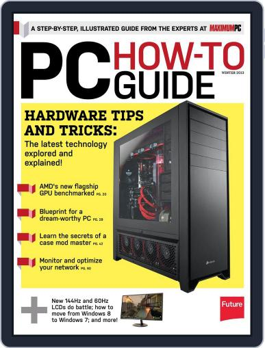 Maximum PC Specials December 3rd, 2013 Digital Back Issue Cover