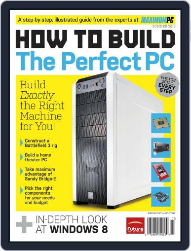Maximum PC Specials Magazine (Digital) December 11th, 2012 Issue Cover