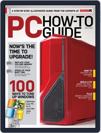 Maximum PC Specials September 28th, 2012 Digital Back Issue Cover