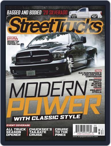 Street Trucks (Digital) June 1st, 2020 Issue Cover