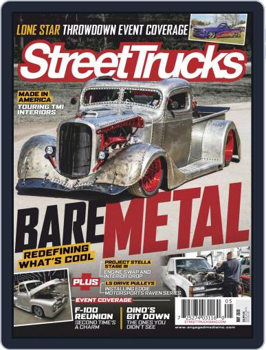 Street Trucks (Digital) May 1st, 2020 Issue Cover