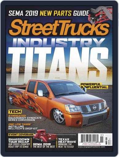 Street Trucks (Digital) March 1st, 2020 Issue Cover