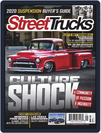 Street Trucks (Digital) January 1st, 2020 Issue Cover