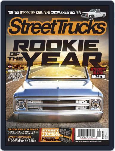 Street Trucks (Digital) November 1st, 2019 Issue Cover