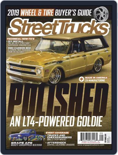 Street Trucks (Digital) September 1st, 2019 Issue Cover