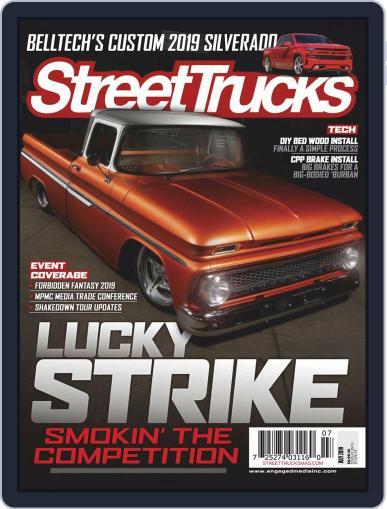 Street Trucks (Digital) July 1st, 2019 Issue Cover