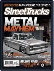 Street Trucks (Digital) Subscription January 1st, 2018 Issue