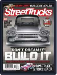 Street Trucks (Digital) Subscription November 1st, 2017 Issue