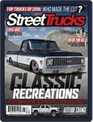 Street Trucks (Digital) Subscription January 1st, 2017 Issue