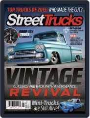 Street Trucks (Digital) Subscription December 31st, 2015 Issue