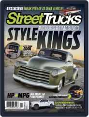 Street Trucks (Digital) Subscription October 31st, 2015 Issue