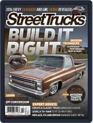 Street Trucks (Digital) Subscription September 30th, 2015 Issue