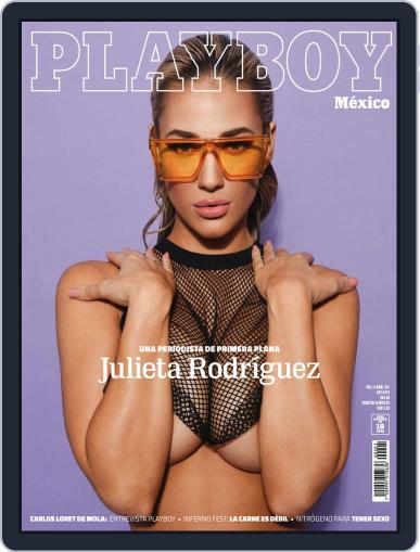 Playboy - Mexico July 1st, 2019 Digital Back Issue Cover