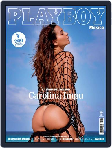 Playboy - Mexico June 1st, 2019 Digital Back Issue Cover
