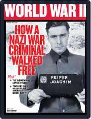 World War II (Digital) Subscription April 1st, 2020 Issue