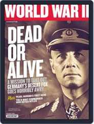World War II (Digital) Subscription December 1st, 2019 Issue