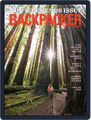 Backpacker (Digital) Subscription May 1st, 2020 Issue