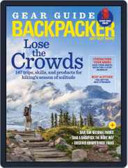Backpacker (Digital) Subscription November 1st, 2019 Issue