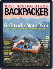 Backpacker (Digital) Subscription May 1st, 2019 Issue