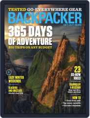 Backpacker (Digital) Subscription November 27th, 2018 Issue