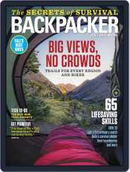 Backpacker (Digital) Subscription October 1st, 2018 Issue
