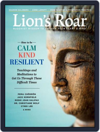 Lion's Roar (Digital) July 1st, 2020 Issue Cover