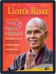 Lion's Roar (Digital) Subscription January 1st, 2020 Issue