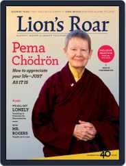 Lion's Roar (Digital) Subscription November 1st, 2019 Issue