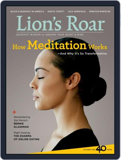 Lion's Roar March 1st, 2019 Digital Back Issue Cover