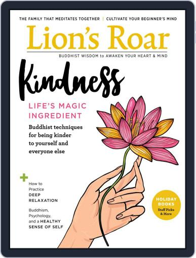 Lion's Roar (Digital) January 1st, 2019 Issue Cover
