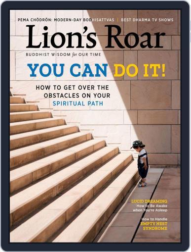 Lion's Roar November 1st, 2018 Digital Back Issue Cover