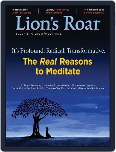 Lion's Roar July 1st, 2018 Digital Back Issue Cover