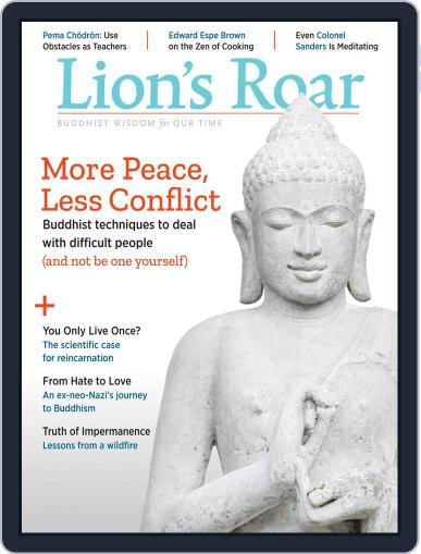 Lion's Roar May 1st, 2018 Digital Back Issue Cover