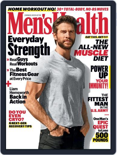 Men's Health May 1st, 2020 Digital Back Issue Cover