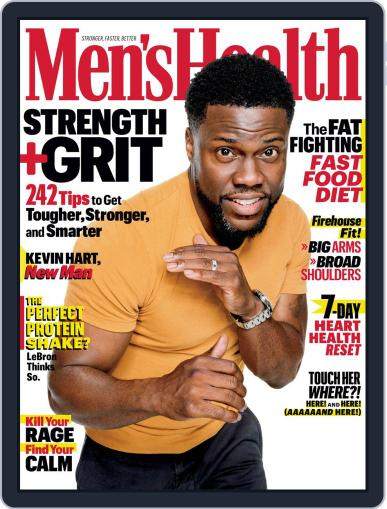 Men's Health March 1st, 2020 Digital Back Issue Cover
