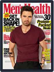 Men's Health (Digital) Subscription January 1st, 2020 Issue