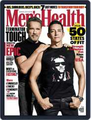 Men's Health (Digital) Subscription October 1st, 2019 Issue