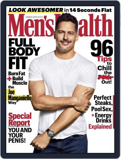 Men's Health June 1st, 2019 Digital Back Issue Cover