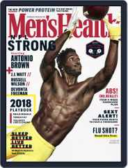 Men's Health (Digital) Subscription October 1st, 2018 Issue
