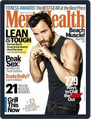 Men's Health (Digital) Subscription July 1st, 2018 Issue