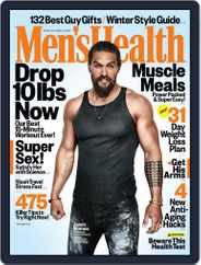 Men's Health (Digital) Subscription December 1st, 2017 Issue