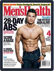 Men's Health (Digital) Subscription July 29th, 2014 Issue