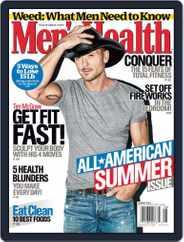 Men's Health (Digital) Subscription July 1st, 2014 Issue