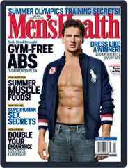 Men's Health (Digital) Subscription July 4th, 2012 Issue