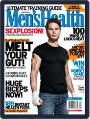 Men's Health (Digital) Subscription March 21st, 2012 Issue