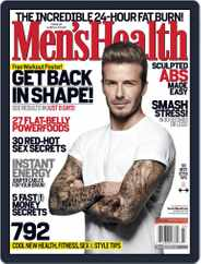 Men's Health (Digital) Subscription February 15th, 2012 Issue